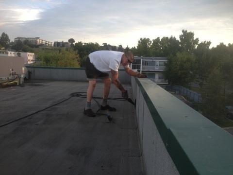 Flat Roofing Contractor Calgary